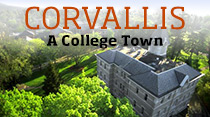 Learn about Corvallis, Oregon