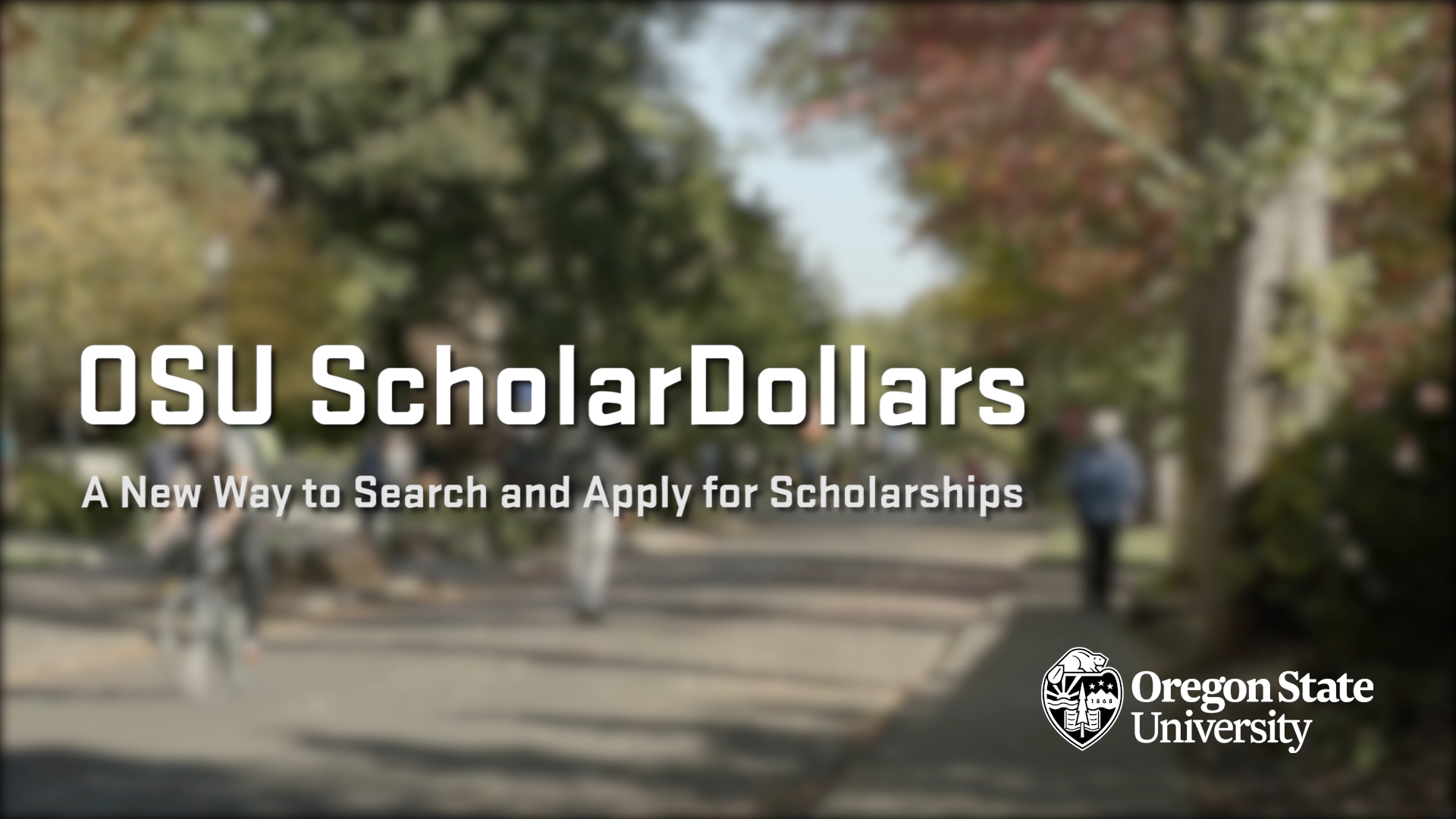 Oregon State Academic Calendar 2021-2022 OSU ScholarDollars | Scholarship Office | Oregon State University